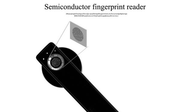 Fingerprint Lock JYF-MINI01 semiconductor fingerprint reader