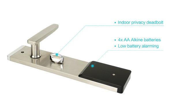 Bluetooth Lock JYL-S2019A Inside