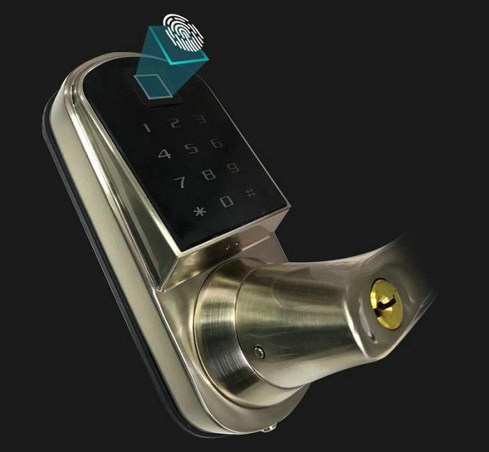 Bluetooth Lock JYF-S201BL-F Fingerprint