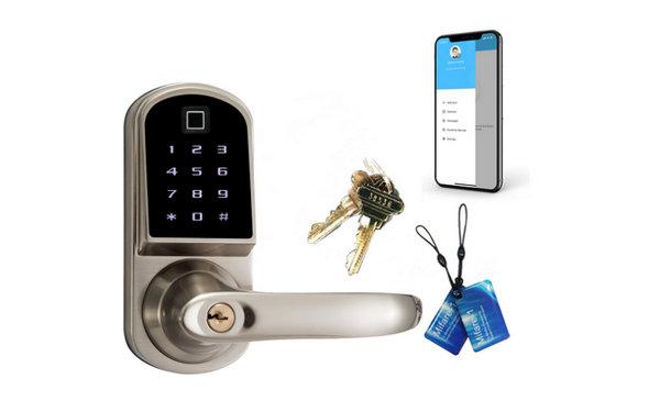 Bluetooth Lock JYF-S201BL-F