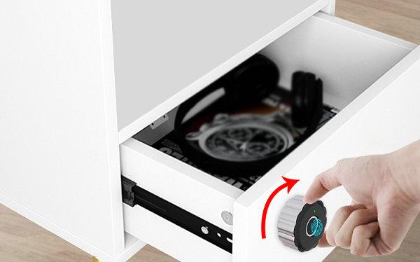 Tuya Locker Lock JYD-L32FT Installation example