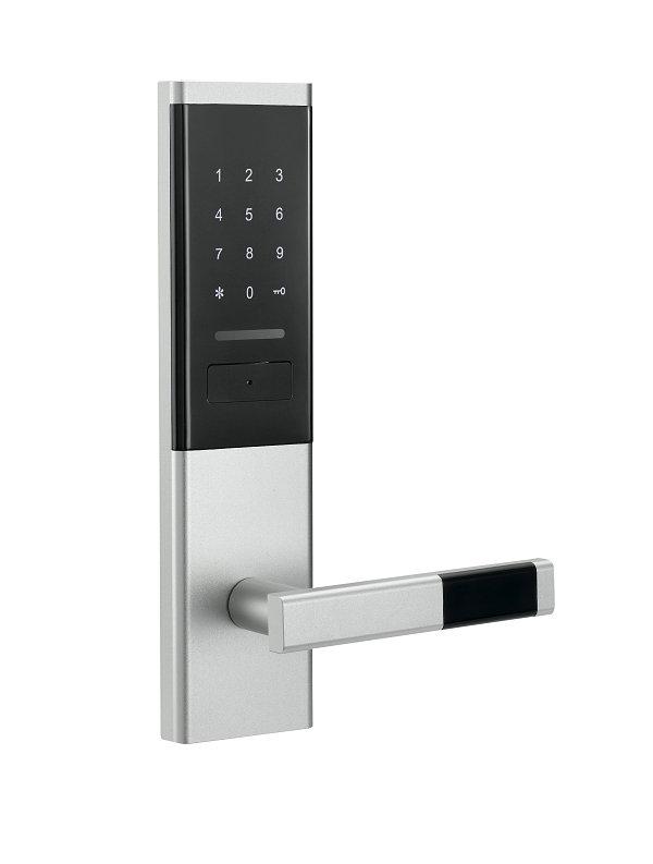 TTlock Hotel Lock JYC-H3217T Silver