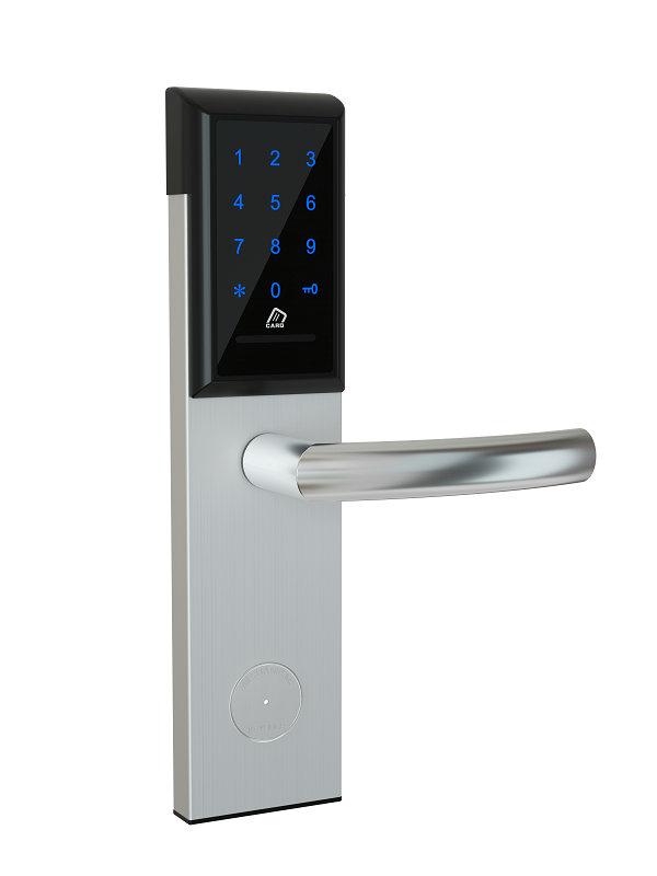 TTlock Hotel Lock JYC-H3211T Silver