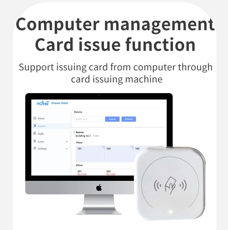TTlock Hotel Lock encoder Computer client