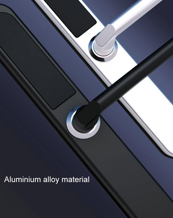JYF-E04P WIFI TUYA Lock Aluminium alloy material